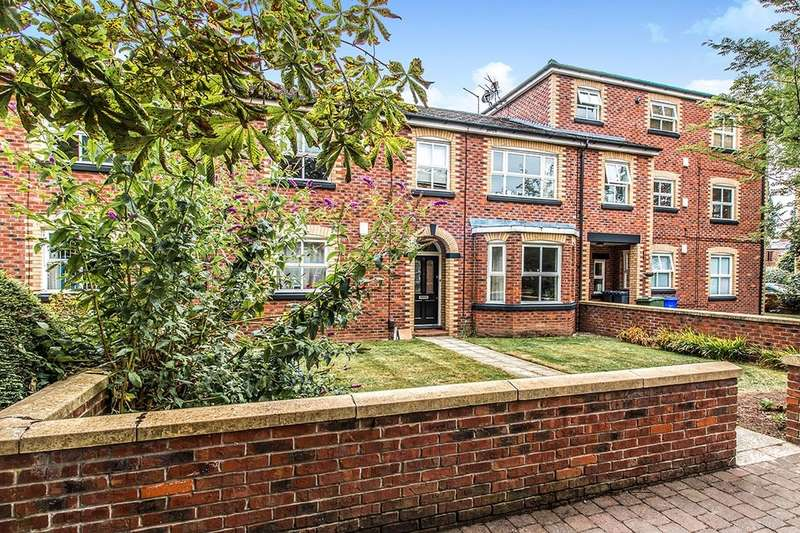 2 Bedrooms Flat for sale in Old Oak Street, Didsbury , Manchester, M20