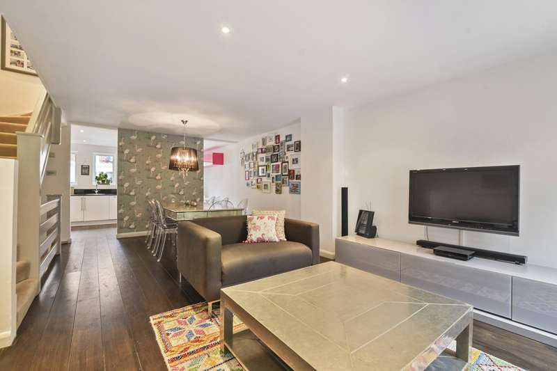 4 Bedrooms Terraced House for sale in Abinger Mews, Maida Vale, London, W9