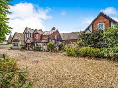 7 Bedrooms Detached House for sale in Bacton, Norwich, Norfolk