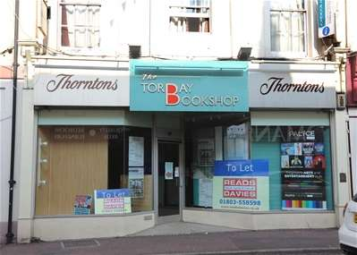 Commercial Property for rent in Torquay Road, Paignton