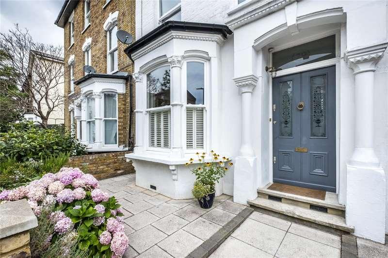 4 Bedrooms Terraced House for sale in Wilberforce Road, London, N4