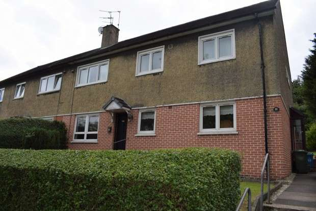 3 Bedrooms Flat for sale in 97 Hardridge Road, Corkerhill, G52