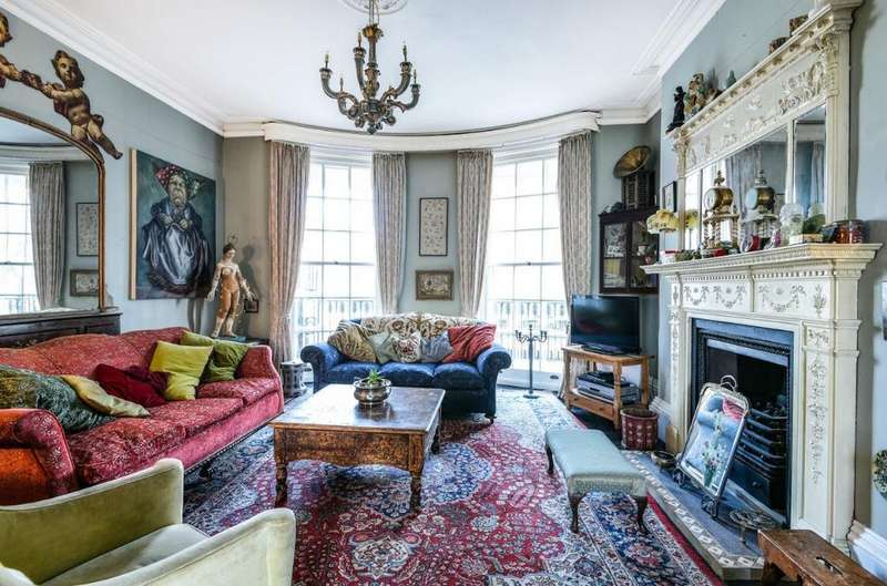 4 Bedrooms Terraced House for sale in Montpelier Road, Brighton, East Sussex, BN1