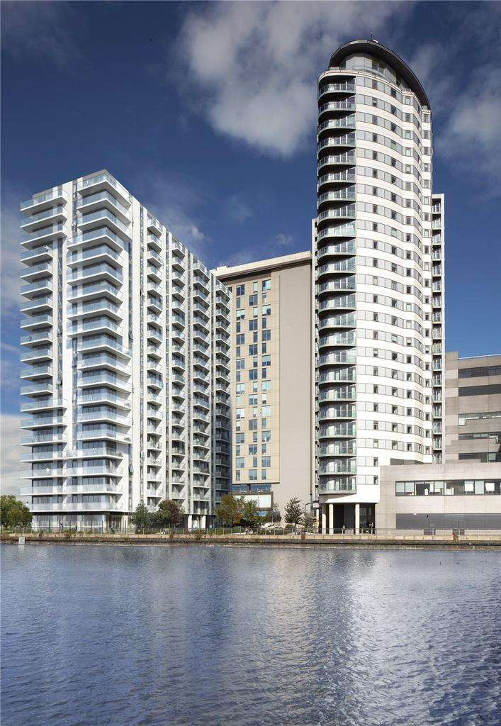 2 Bedrooms Flat for sale in Blue, MediaCityUK, Salford, Greater Manchester, M50