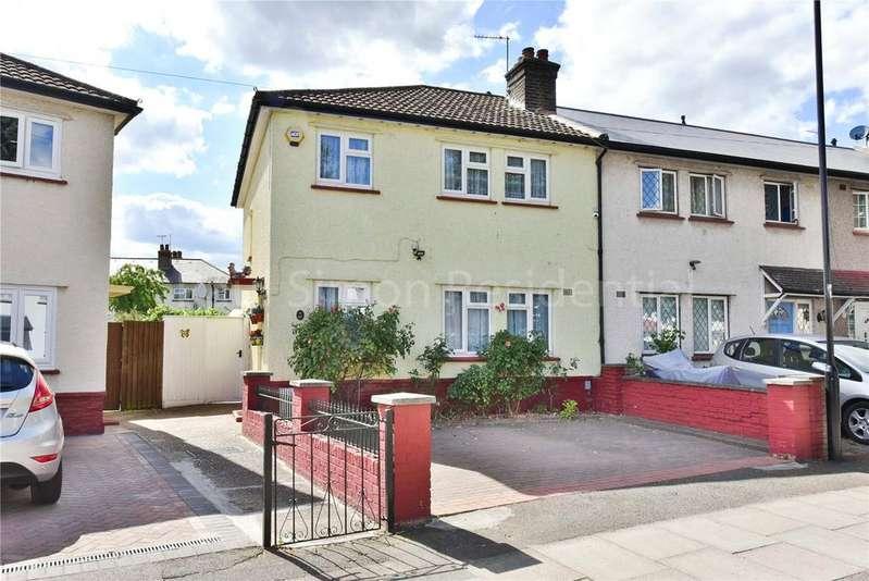 3 Bedrooms End Of Terrace House for sale in Gospatrick Road, Tottenham, London, N17