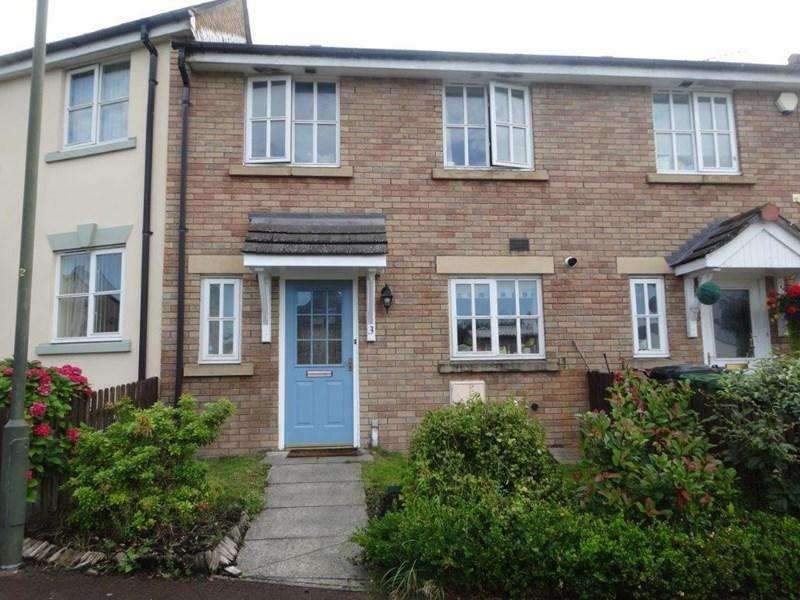3 Bedrooms Terraced House for sale in Colliers Field, Cinderford