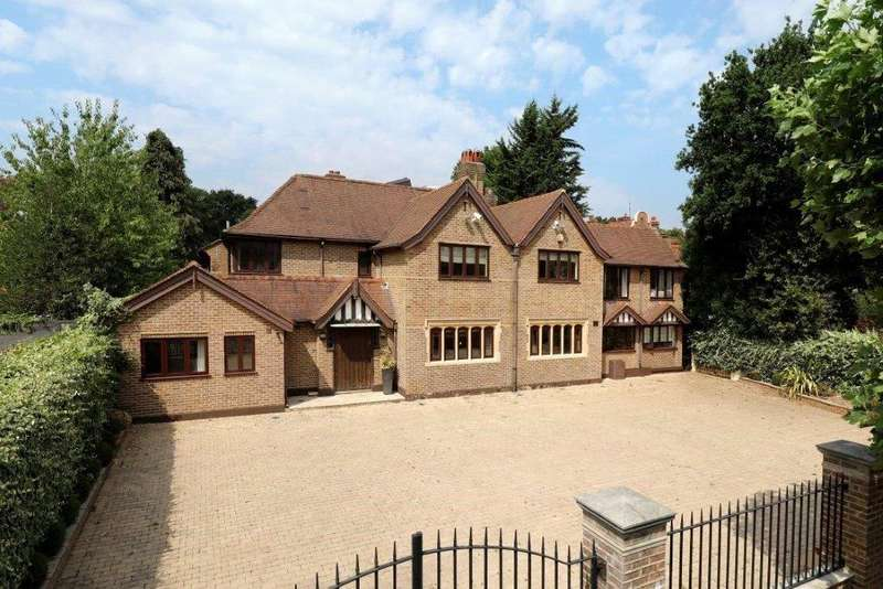 7 Bedrooms Detached House for sale in Parkside Gardens, Wimbledon, London, SW19