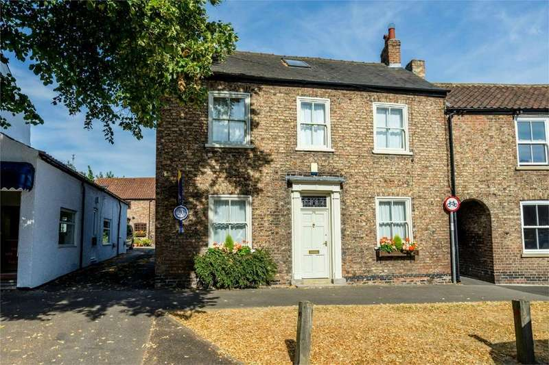 4 Bedrooms Semi Detached House for sale in Main Street, Fulford, YORK