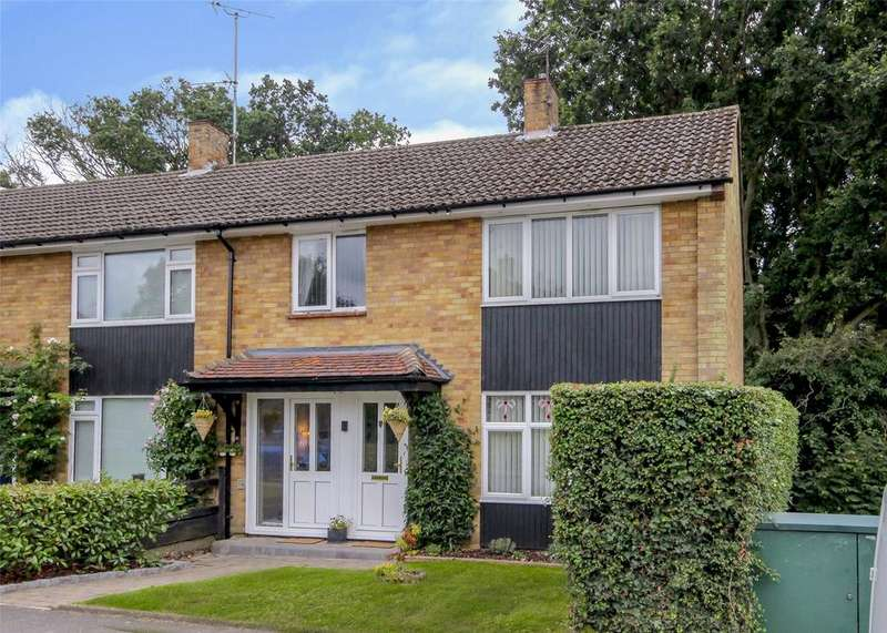 3 Bedrooms End Of Terrace House for sale in Calfridus Way, Bracknell, Berkshire, RG12