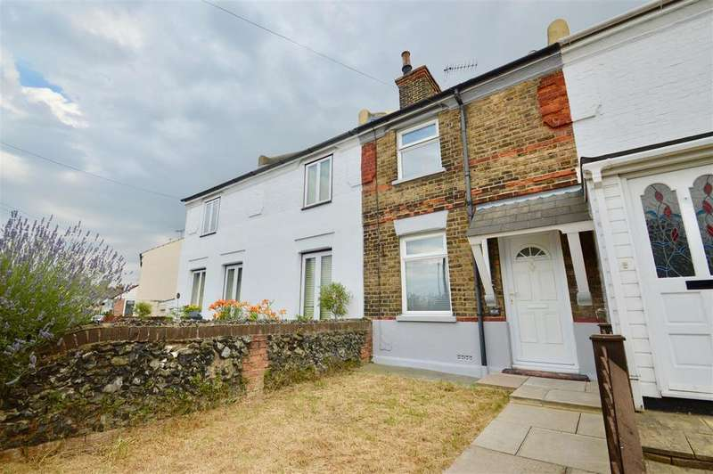 2 Bedrooms Terraced House for sale in Stanhope road