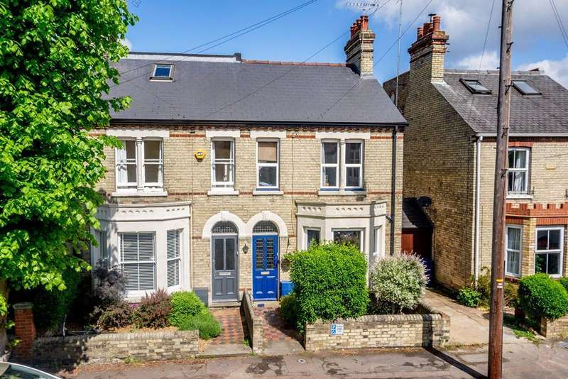 3 Bedrooms End Of Terrace House for sale in St. Andrews Road, Cambridge