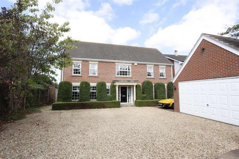4 Bedrooms Property for sale in Chapel Street, Haconby