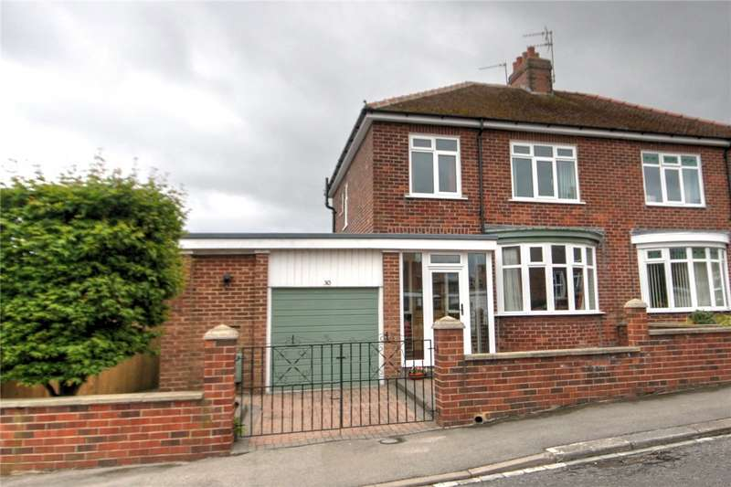 3 Bedrooms Semi Detached House for sale in Diamond Street, Shildon, County Durham, DL4