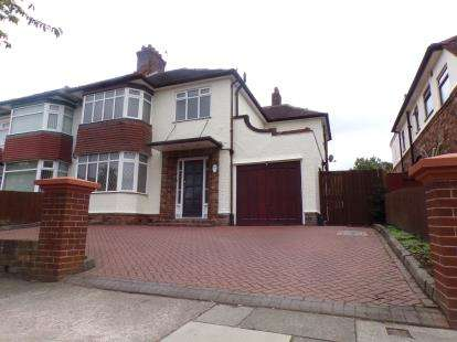 4 Bedrooms Semi Detached House for sale in Childwall Park Avenue, Liverpool, Merseyside, L16