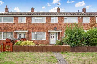 3 Bedrooms Terraced House for sale in Crantock Road, Yate, Bristol, Gloucestershire