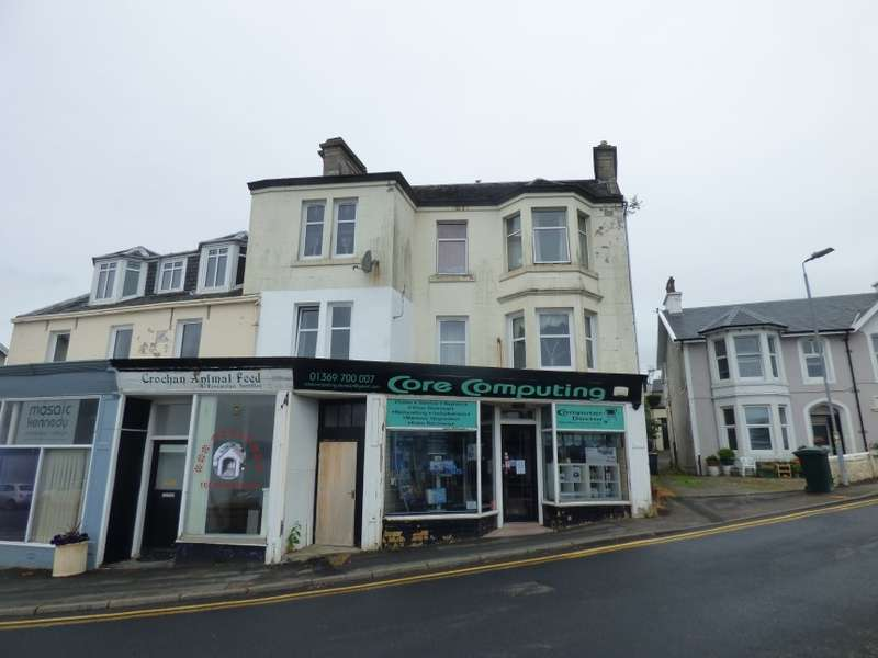 1 Bedroom Flat for sale in 99B Marine Parade, Dunoon