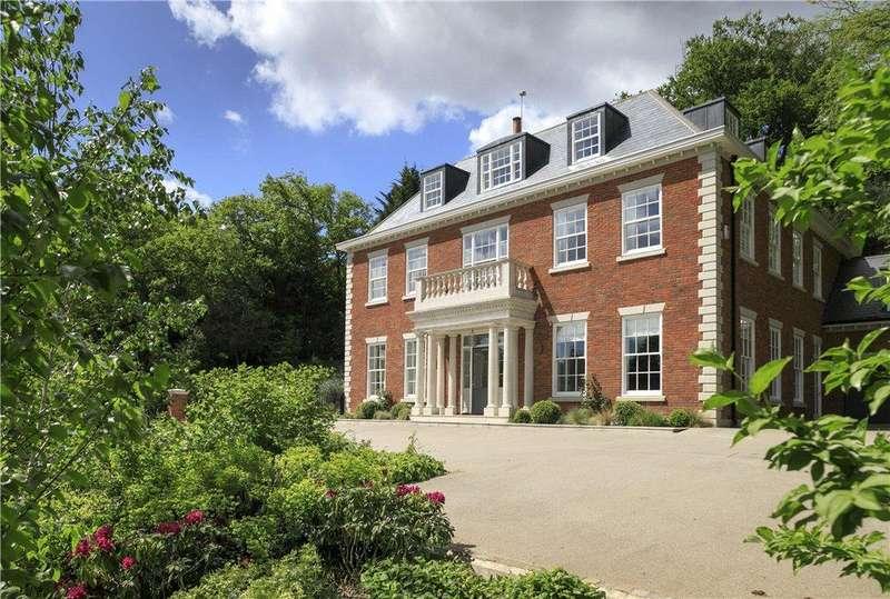 7 Bedrooms Detached House for sale in Coombe Park, Kingston-Upon-Thames, KT2