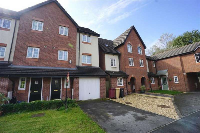 4 Bedrooms Town House for sale in Anderby Walk, Bolton