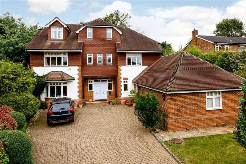 5 Bedrooms Detached House for sale in Bathgate Road, Wimbledon, SW19