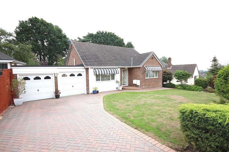 3 Bedrooms Detached Bungalow for sale in Whitchurch Avenue, Broadstone
