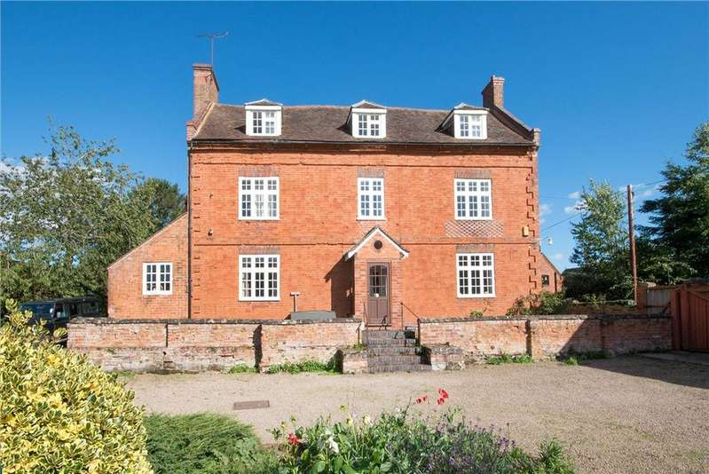 7 Bedrooms Detached House for sale in Great Knighton Farm, Knighton, Alcester, Worcestershire, B49
