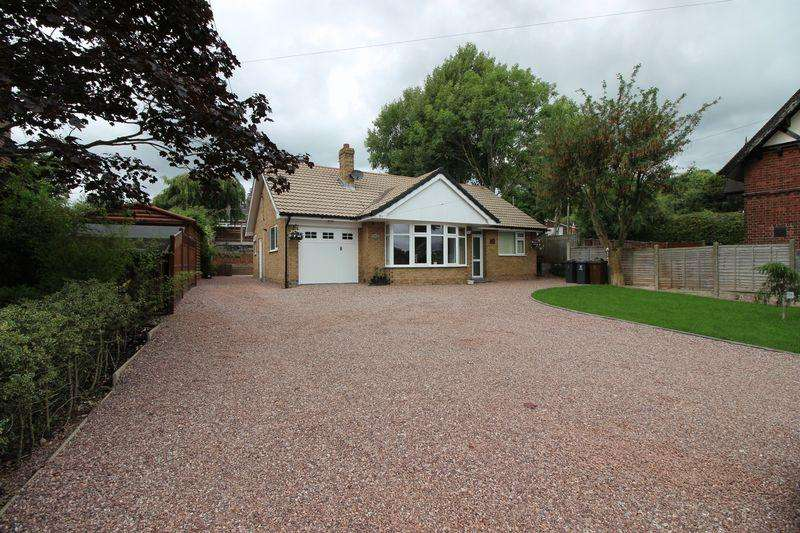 3 Bedrooms Detached Bungalow for sale in Leek Road, Endon, Staffordshire, ST9