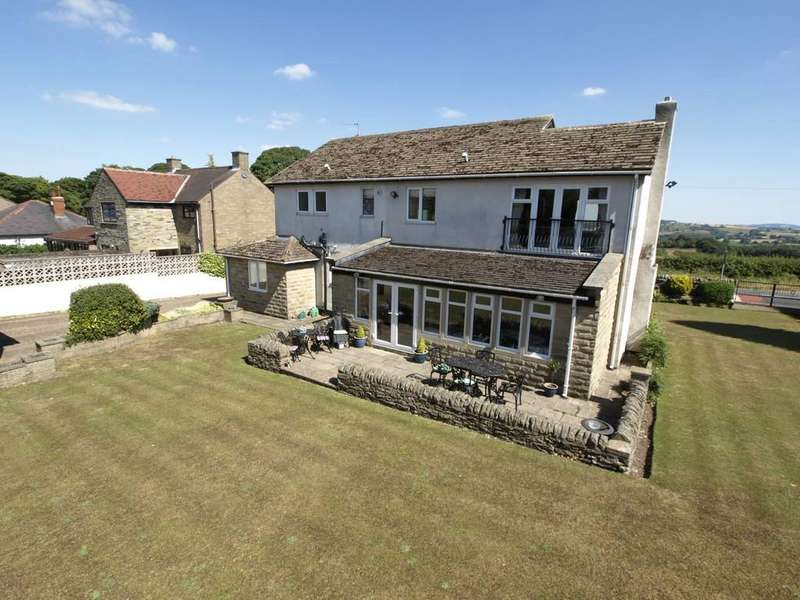 3 Bedrooms Detached House for sale in Falledge Lane, Upper Denby