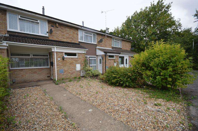 2 Bedrooms Terraced House for sale in Grangeway, Houghton Regis