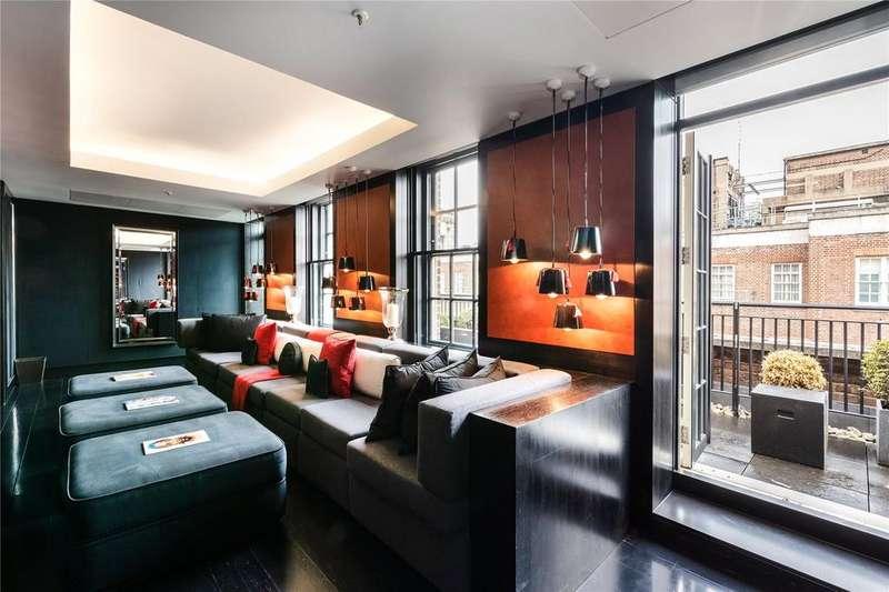5 Bedrooms Flat for rent in Grosvenor House Suites, 86 Park Lane, Mayfair, London, W1K