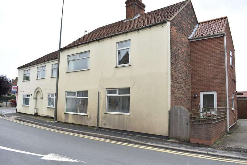 4 Bedrooms End Of Terrace House for sale in High Street, Ulceby, North Lincolnshire, DN39