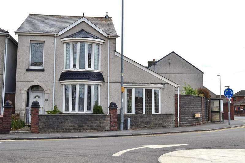 4 Bedrooms Detached House for sale in Queen Victoria Road, Llanelli