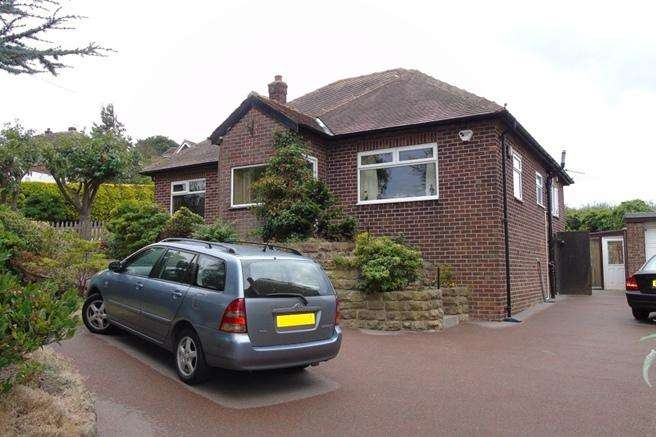 3 Bedrooms Bungalow for sale in 20 Upper Hoyland Road, Hoyland, Barnsley, S74 9NJ