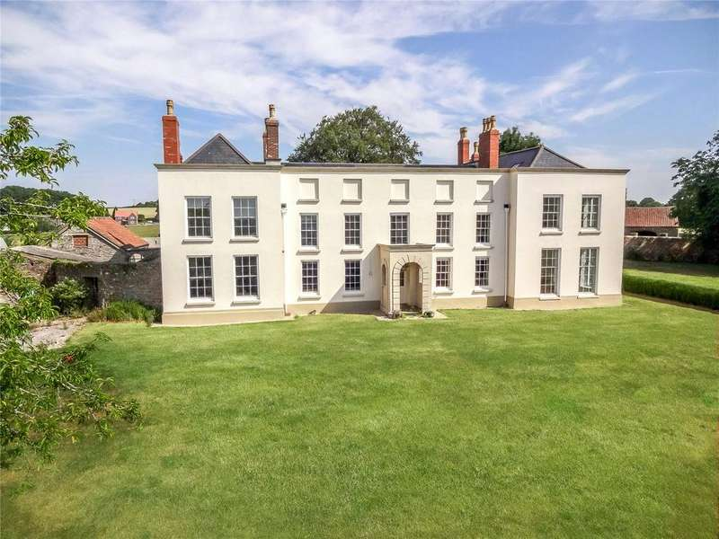 5 Bedrooms Detached House for sale in Hill Lane, Weston-in-Gordano, Bristol