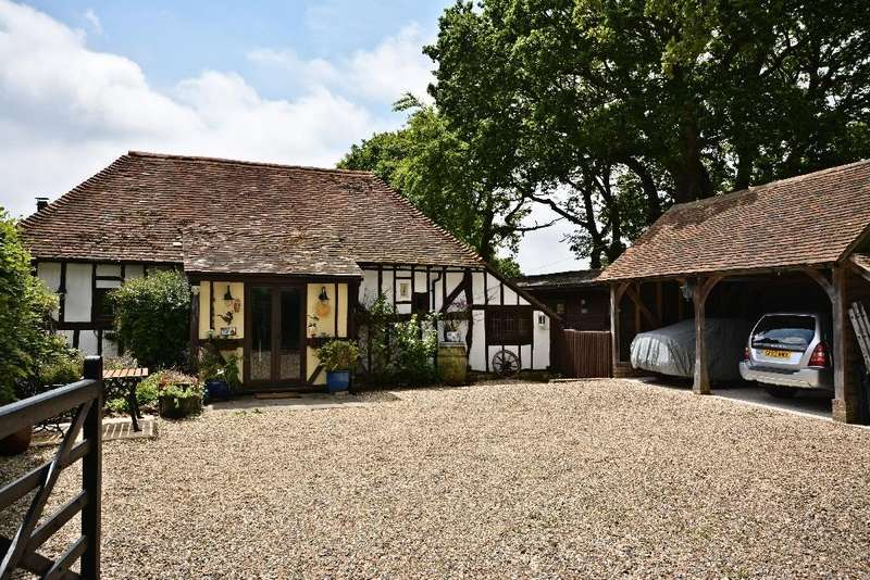 3 Bedrooms Detached House for sale in Battle Road Dallington, Heathfield