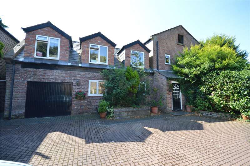 4 Bedrooms Detached House for sale in Stonehouse Mews, Yew Tree Road, Calderstones, Liverpool, L18