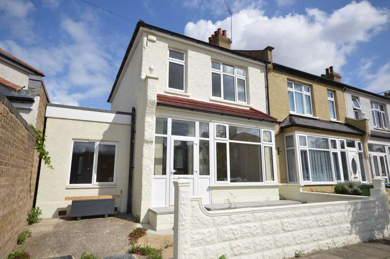 4 Bedrooms End Of Terrace House for sale in Blithdale Road, Abbey Wood