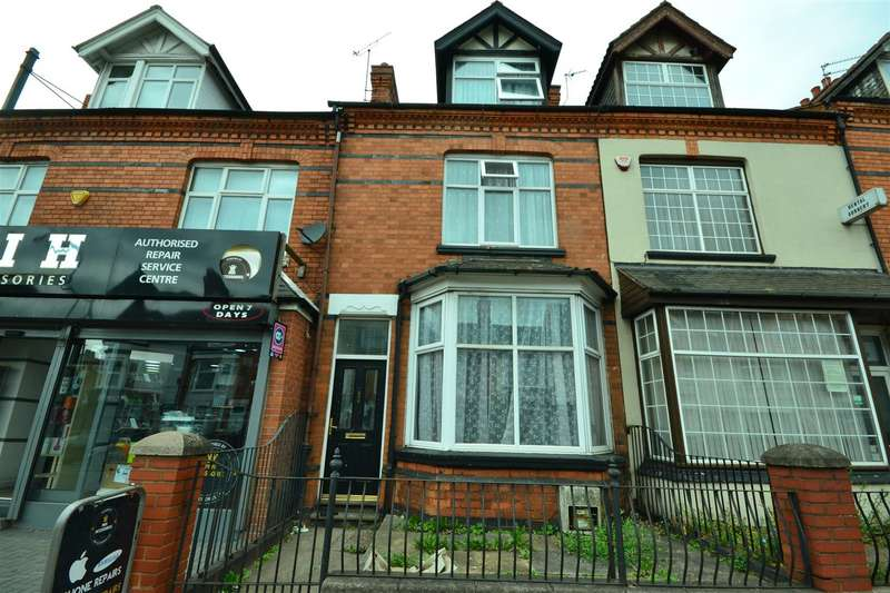 5 Bedrooms Terraced House for sale in East Park Road, Leicester