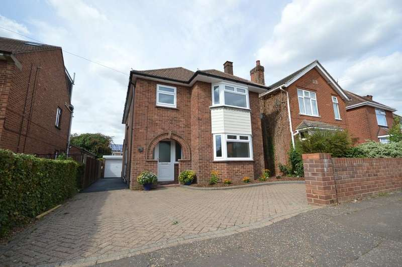 4 Bedrooms Detached House for sale in De Vere Road, Colchester