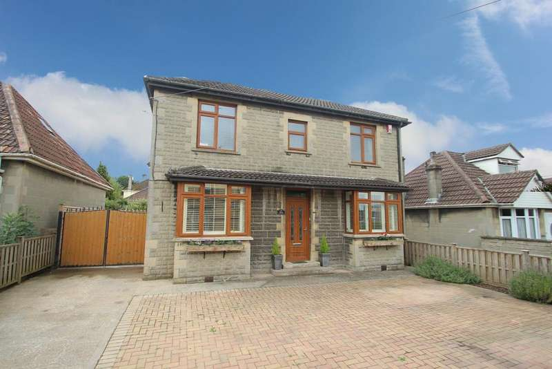 4 Bedrooms Detached House for sale in PAULTON BS39