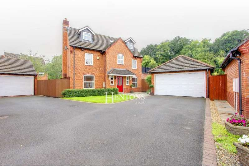 5 Bedrooms Detached House for sale in Clos Llysfaen, Lisvane, Cardiff