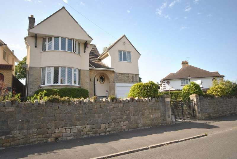 4 Bedrooms Detached House for sale in Uphill Road South, Weston-Super-Mare, BS23