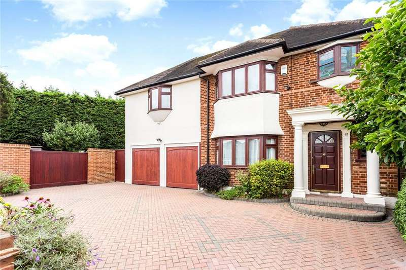 6 Bedrooms Detached House for sale in Forest Edge, Buckhurst Hill, Essex, IG9