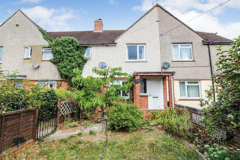 2 Bedrooms Terraced House for sale in Marsh road , Thatcham