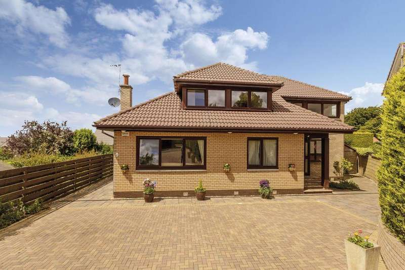 5 Bedrooms Detached House for sale in 25 Frogston Avenue, Edinburgh, EH10 7AQ