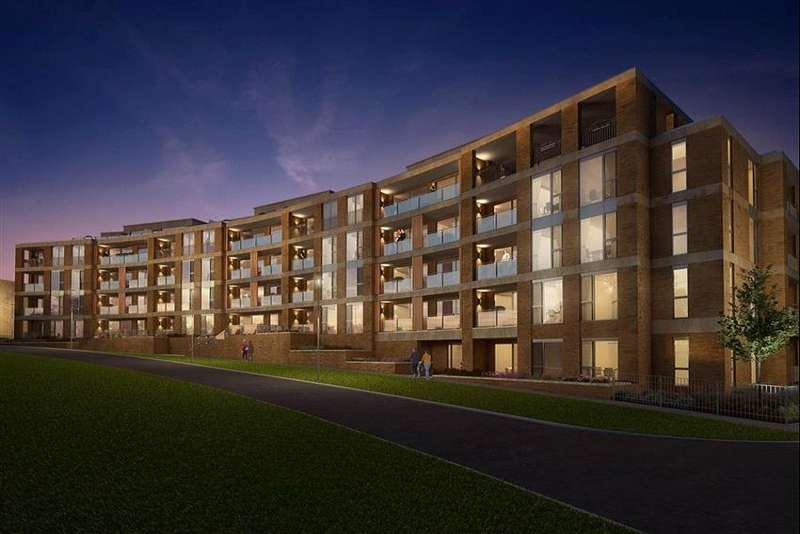 2 Bedrooms Apartment Flat for sale in The Lapwing, Henry Darlot Drive, Millbrook Park, Mill Hill, NW7