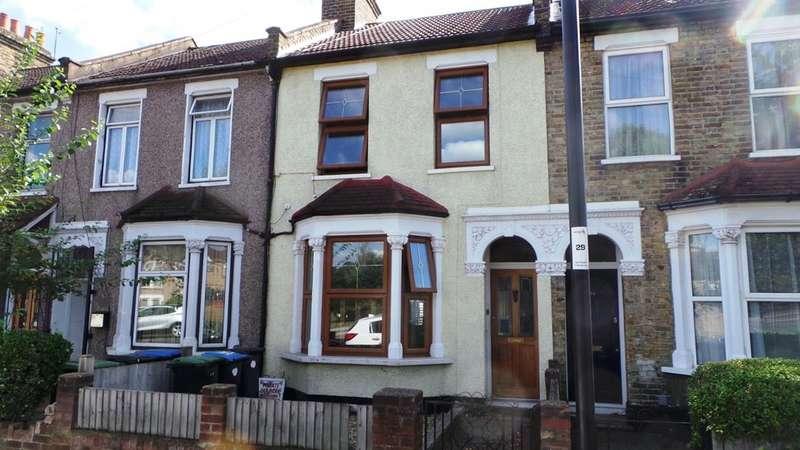 3 Bedrooms Terraced House for sale in Bury Street, Edmonton, London, N9