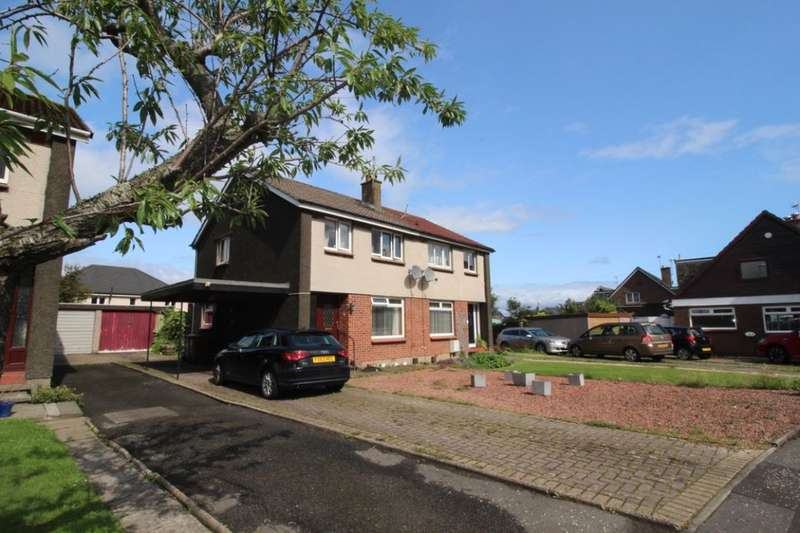 3 Bedrooms Semi Detached House for sale in Humbie Road, Kirkliston, EH29