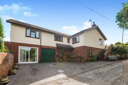 4 Bedrooms Detached House for sale in Exeter, Devon, .