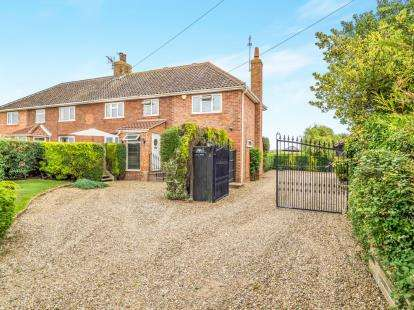 4 Bedrooms Semi Detached House for sale in East Somerton, Great Yarmouth, Norfolk