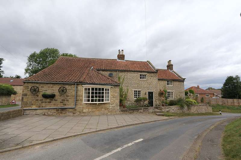 5 Bedrooms Detached House for sale in Main Street, Barton-le-Street, Malton, North Yorkshire, YO17 6PL